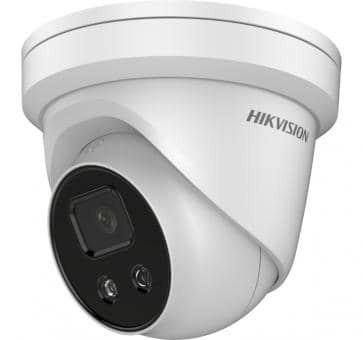 Hikvision DS-2CD2326G1-I Fixed Turret 2MP IR IP Netzwerk Kamera Easy-IP 4.0