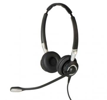 Jabra BIZ 2400 II Headset Duo USB MS Bluetooth 2499-823-209