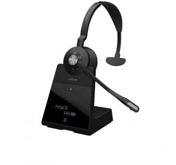 Jabra Engage 75 Headset Mono DECT Skype for Business 9556-583-111