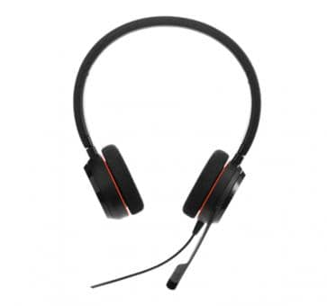 Jabra Evolve 20 MS Duo Headset 4999-823-109