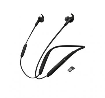 Jabra Evolve 65e MS Headset inkl. Link 370 6599-623-109