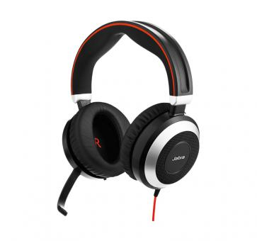 Jabra Evolve 80 MS Duo Headset USB-C 7899-823-189