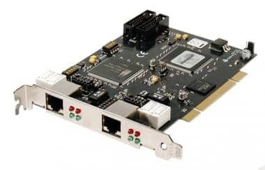 JUNGHANNS.NET doubleE1 PCI ISDN