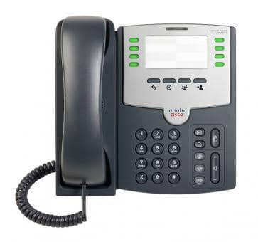 CISCO Small Business Pro SPA 501G IP-Telefon ohne Netzteil