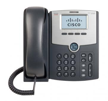 CISCO Small Business Pro SPA 502G IP-Telefon ohne Netzteil