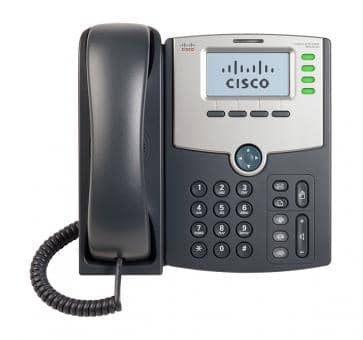 CISCO Small Business Pro SPA 504G IP-Telefon ohne Netzteil