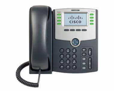 CISCO Small Business Pro SPA 508G IP-Telefon ohne Netzteil