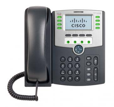 CISCO Small Business Pro SPA 509G IP-Telefon ohne Netzteil