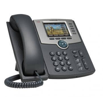 CISCO Small Business Pro SPA 525G2 IP-Telefon ohne Netzteil