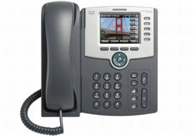 CISCO Small Business Pro SPA 525G IP-Telefon ohne Netzteil