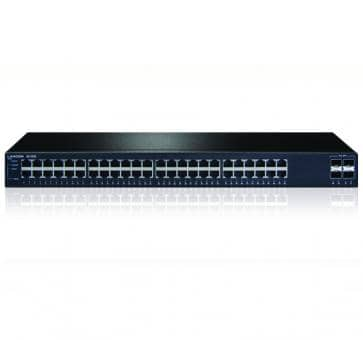 LANCOM GS-2352 52-Port Gigabit 48-Ports Ethernet und 4x SFP+ Ports Switch
