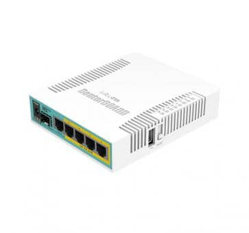 Mikrotik RouterBOARD PoE Gigabit Ethernet Router hEX RB960PGS