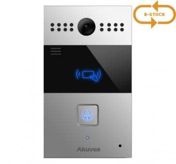 Akuvox R26C IP Video Türsprechanlage (Aufputz) B-Stock
