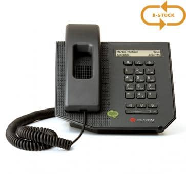 Polycom CX300 Phone 2200-32500-025 B-Stock *refurbished*