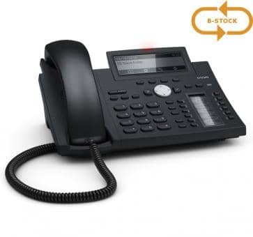 SNOM D345 Business VoIP Telefon PoE *refurbished*