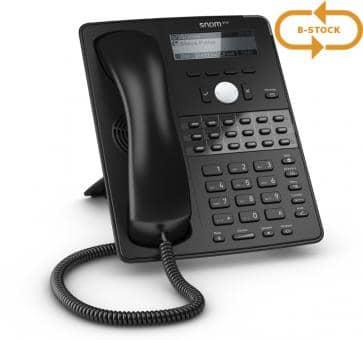 SNOM D725 IP Telefon (ohne Netzteil) B-Stock *refurbished*