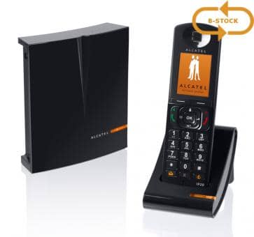 Alcatel IP1020 DECT/SIP Basis und IP20 Handset B-Stock