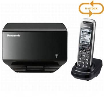 Panasonic KX-TGP500B01 DECT IP Telefon B-Stock refurbished