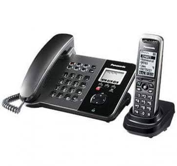 Panasonic KX-TGP550B01 DECT IP Telefonsystem