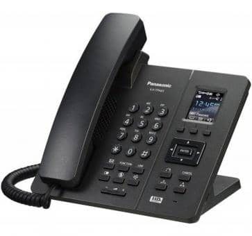 Panasonic KX-TPA65 DECT Smart Wireless SIP Terminal schwarz