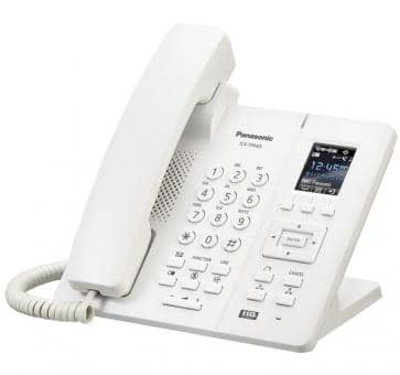 Panasonic KX-TPA65 DECT Smart Wireless SIP Terminal weiss