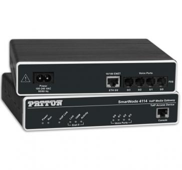 Patton Inalp SmartNode SN4114/JS/EUI 4x FXS