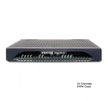 Patton SmartNode 4171 1xPRI 15 Channels VoIP Gateway HPC SN4171/1E15VHP/EUI