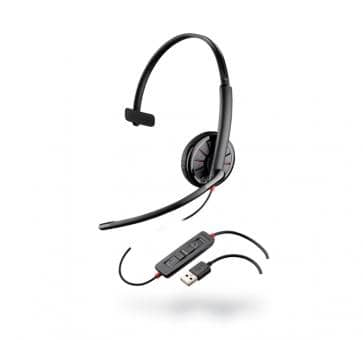 Plantronics Blackwire 315.1 MONO Headset 204440-102