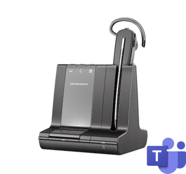 Poly Plantronics Savi 8240 Office Headset Mono DECT MS 211819-02