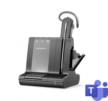 Poly Plantronics Savi 8245 Office Headset Mono DECT MS 214900-02