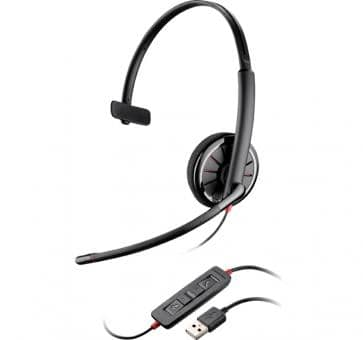 Plantronics Blackwire C310-M Monaurales USB Headset 85618-01