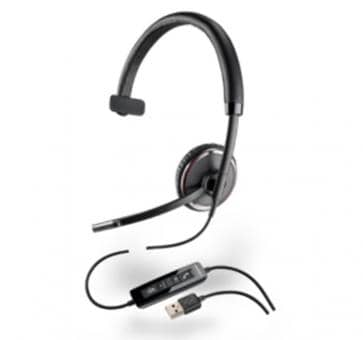 Plantronics Blackwire C510 MONO USB Headset 88860-01