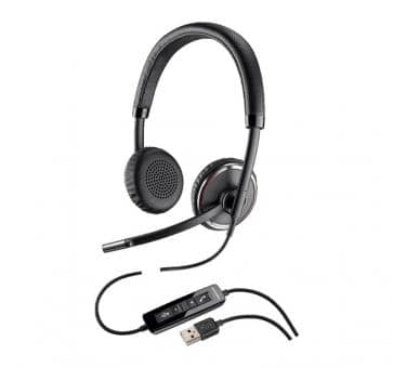 Plantronics Blackwire C520 DUO USB Headset 88861-01