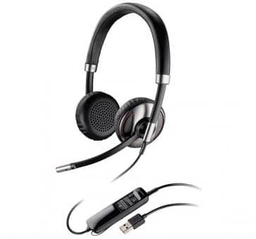 Plantronics Blackwire C720-M DUO USB & BT Headset 87506-11