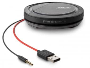 Plantronics Calisto 5200 Speakerphone USB-A 3,5mm Klinke 210902-01