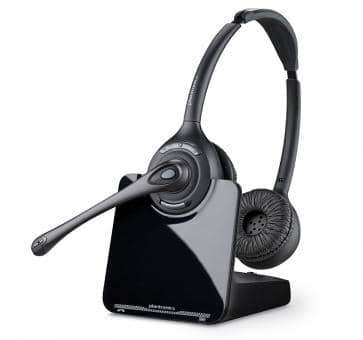 Plantronics CS520 DECT Headset 84692-02