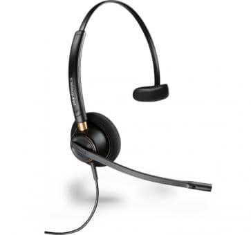Plantronics EncorePro HW510 Mono Headset mit NC 89433-02