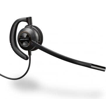 Plantronics EncorePro HW530 Mono Headset mit NC 201500-02