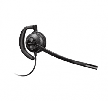 Poly Plantronics EncorePro 530 Headset Mono QD 201500-02
