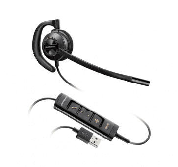 Poly Plantronics EncorePro 535 Headset Mono USB 203446-01