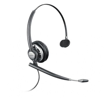 Poly Plantronics EncorePro 710 Headset Mono NC 78712-102