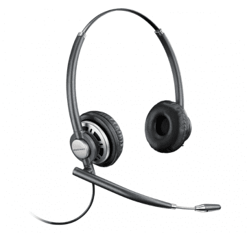Poly Plantronics EncorePro 720 Headset Duo NC 78714-102