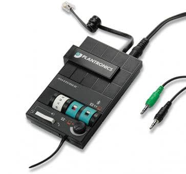 Plantronics MX10 Multimedia-Adapter 37247-31