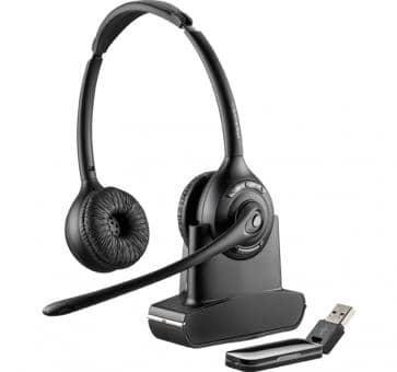 Plantronics Savi W420-M DECT USB Headset für Lync 84008-02