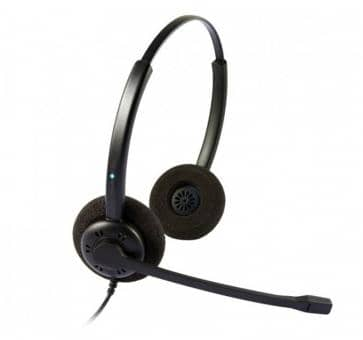 Plusonic 6.2P Headset duo NC