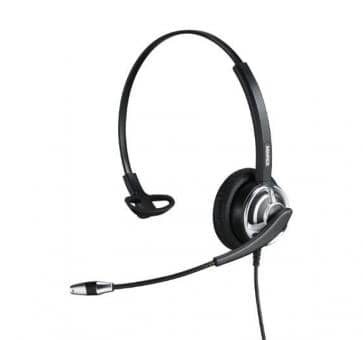 Plusonic 8.1P Headset mono NC Wideband