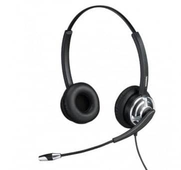 Plusonic 8.2P Headset duo NC Wideband