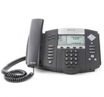 Polycom SoundPoint IP 560 + 3 Jahre Service 2200-12560-025