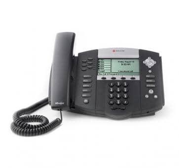 Polycom SoundPoint IP 650 2200-12651-025 (ohne Netzteil)