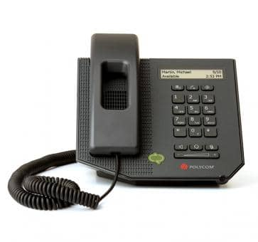 Polycom CX300 IP Telefon Skype For Business 2200-32530-025